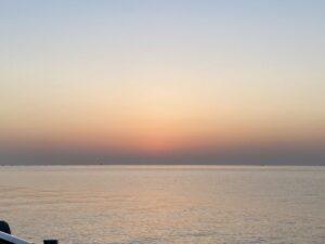おはようございます今朝は家の前の海っペリまで行き、朝日を拝んで来ました少し靄っていま…