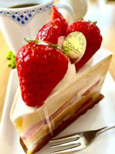 買い物のついでに、クークルさんへ寄りました。宝石のように輝くケーキが特徴です砂糖、人口…