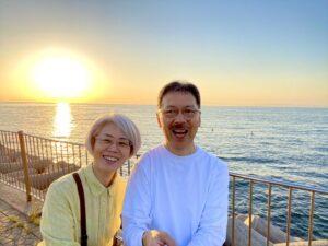 おはようございます。今朝は海際まで行って来ました早朝は爽やかで気持ちいい心地よい風、…