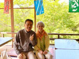 昭和初期の頃から時間が止まっているお茶屋さんで、お団子頂いて来ましたこのお店は、130年…