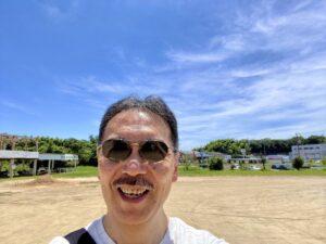 今日も暑いですねぇ淡路島も晴天です海の波間のキラキラ輝きが見えましたので、動画も撮っ…