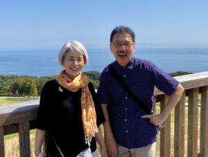 今日も行楽日和☀️の淡路島でした❣️ ご来客があり、島の北側を巡って来ました。